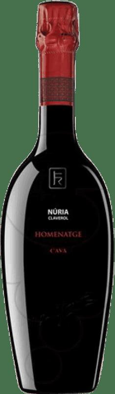 39,95 € Free Shipping | White sparkling Sumarroca Nuria Claverol Brut Gran Reserva D.O. Cava Catalonia Spain Xarel·lo, Chardonnay, Parellada Bottle 75 cl