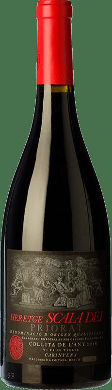 49,95 € Envío gratis   Vino tinto Scala Dei Heretge D.O.Ca. Priorat Cataluña España Botella 75 cl
