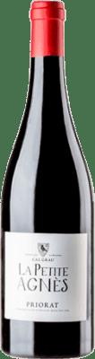 16,95 € Kostenloser Versand | Rotwein Cal Grau La Petite Agnès Joven D.O.Ca. Priorat Katalonien Spanien Grenache, Mazuelo, Carignan Magnum-Flasche 1,5 L
