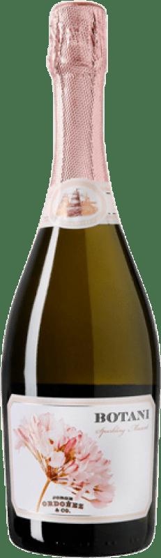 9,95 € Free Shipping | White sparkling Jorge Ordóñez Botani Muscat Sweet Andalucía y Extremadura Spain Muscatel Bottle 75 cl