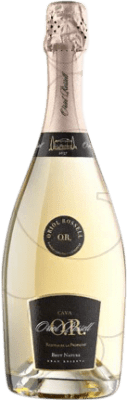 33,95 € Free Shipping | White sparkling Oriol Rossell Propietat Brut Nature Reserva D.O. Cava Catalonia Spain Macabeo, Xarel·lo, Parellada Bottle 75 cl