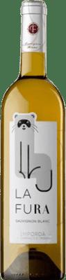 6,95 € Kostenloser Versand | Weißwein Oliveda La Fura Crianza D.O. Empordà Katalonien Spanien Sauvignon Weiß Flasche 75 cl