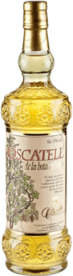 4,95 € Envío gratis | Vino generoso Oliveda Cataluña España Moscatel Botella 75 cl
