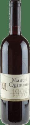 23,95 € Envío gratis | Vino tinto Labastida Manuel Quintano Reserva D.O.Ca. Rioja La Rioja España Botella 75 cl