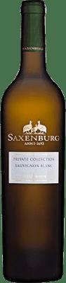15,95 € Kostenloser Versand | Weißwein Saxenburg Private Collection Joven Südafrika Sauvignon Weiß Flasche 75 cl