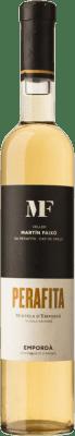 16,95 € Envío gratis | Vino generoso Martín Faixó Perafita D.O. Empordà Cataluña España Moscatel Media Botella 50 cl