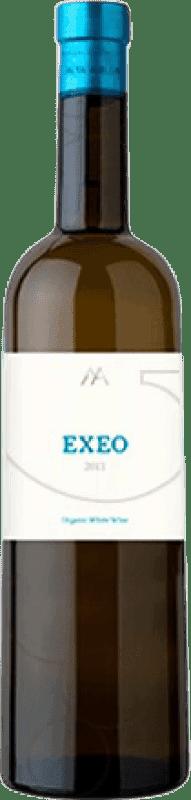17,95 € Free Shipping | White wine Alta Alella Exeo Joven D.O. Alella Catalonia Spain Viognier, Chardonnay Bottle 75 cl