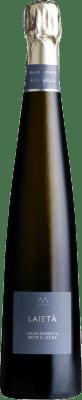 17,95 € Kostenloser Versand   Weißer Sekt Alta Alella Mirgin Laieta Brut Natur Gran Reserva D.O. Cava Katalonien Spanien Pinot Schwarz, Chardonnay Flasche 75 cl