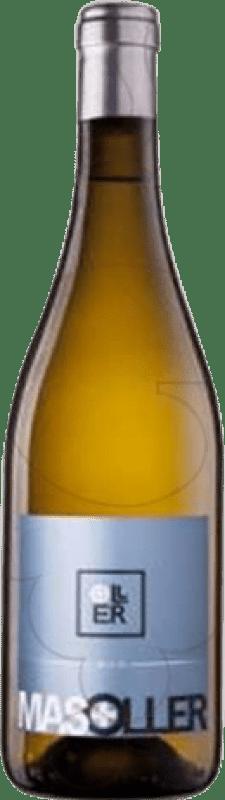 19,95 € Envoi gratuit | Vin blanc Mas Oller Mar Joven D.O. Empordà Catalogne Espagne Malvasía, Picapoll Bouteille Magnum 1,5 L