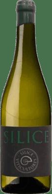 19,95 € Kostenloser Versand | Weißwein Sílice Crianza Galizien Spanien Godello, Palomino Fino, Treixadura Flasche 75 cl