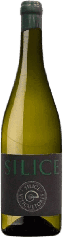19,95 € Envoi gratuit | Vin blanc Sílice Crianza Galice Espagne Godello, Palomino Fino, Treixadura Bouteille 75 cl