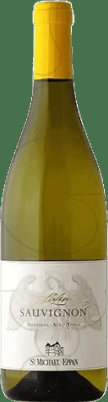 14,95 € Envío gratis | Vino blanco St. Michael-Eppan Crianza Otras D.O.C. Italia Italia Sauvignon Blanca Botella 75 cl
