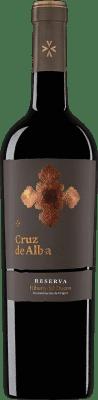 23,95 € Envoi gratuit | Vin rouge Cruz De Alba Reserva D.O. Ribera del Duero Castille et Leon Espagne Tempranillo Bouteille 75 cl