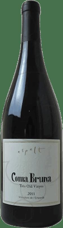 35,95 € Free Shipping | Red wine Espelt Comabruna D.O. Empordà Catalonia Spain Mazuelo, Carignan Magnum Bottle 1,5 L