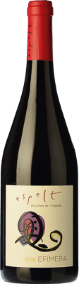 6,95 € Free Shipping | Red wine Espelt Efímera Joven D.O. Empordà Catalonia Spain Grenache Bottle 75 cl