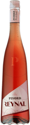 4,95 € Free Shipping | Rosé sparkling Pinord Reynal Rosat d'Agulla D.O. Penedès Catalonia Spain Tempranillo Bottle 75 cl