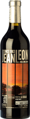 48,95 € Free Shipping | Red wine Jean Leon Vinya La Scala Gran Reserva D.O. Penedès Catalonia Spain Cabernet Sauvignon Bottle 75 cl