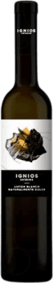 22,95 € Envoi gratuit | Vin fortifié Ignios Orígenes Doux D.O. Ycoden-Daute-Isora Iles Canaries Espagne Listán Blanc Demi Bouteille 50 cl