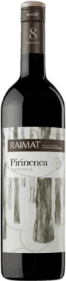 9,95 € Envoi gratuit | Vin rouge Raimat Pirinenca Crianza D.O. Costers del Segre Catalogne Espagne Tempranillo Bouteille 75 cl