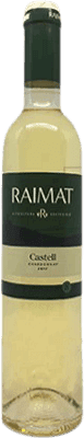 5,95 € Free Shipping | White wine Raimat Joven D.O. Costers del Segre Catalonia Spain Chardonnay Half Bottle 50 cl