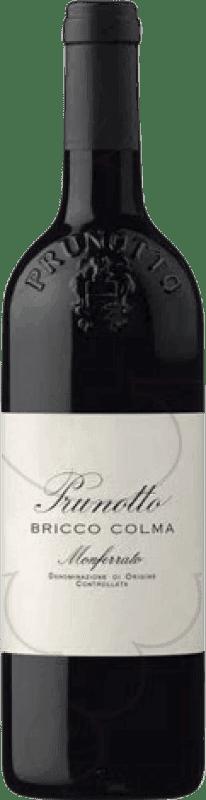 37,95 € Free Shipping | Red wine Prunotto Bricco Colma Piemonte Otras D.O.C. Italia Italy Albarossa Bottle 75 cl