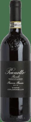 129,95 € Free Shipping | Red wine Prunotto Vigna Colonnello Riserva Bussia Reserva 2009 D.O.C.G. Barolo Italy Nebbiolo Bottle 75 cl