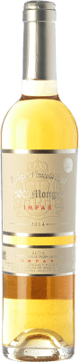 38,95 € Free Shipping | Fortified wine Vinícola Real 200 Monges Impar D.O.Ca. Rioja The Rioja Spain Malvasía, Macabeo Half Bottle 50 cl | Thousands of wine lovers trust us to get the best price guarantee, free shipping always and hassle-free shopping and returns.