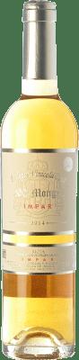 55,95 € Envio grátis | Vinho fortificado Vinícola Real 200 Monges Impar D.O.Ca. Rioja La Rioja Espanha Malvasía, Macabeo Meia Garrafa 50 cl