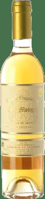 55,95 € Envio grátis | Vinho fortificado Vinícola Real 200 Monges Vendimia de Invierno D.O.Ca. Rioja La Rioja Espanha Malvasía, Macabeo Meia Garrafa 37 cl