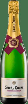 9,95 € Free Shipping | White sparkling Juvé y Camps Brut Reserva D.O. Cava Catalonia Spain Macabeo, Xarel·lo, Parellada Bottle 75 cl