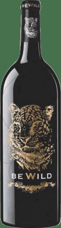 49,95 € Free Shipping | Red wine Viticultors del Priorat Be Wild Only Crianza D.O.Ca. Priorat Catalonia Spain Grenache, Mazuelo, Carignan Magnum Bottle 1,5 L
