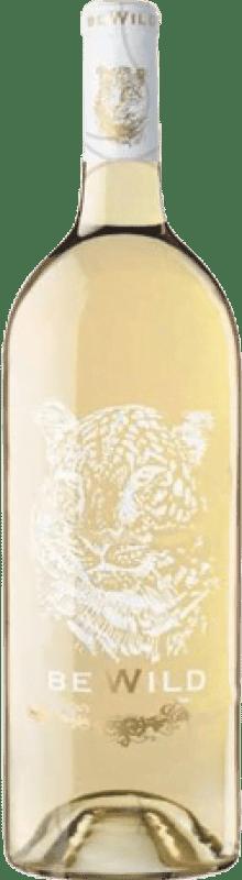 26,95 € Free Shipping | White wine Viticultors del Priorat Be Wild Only Joven D.O.Ca. Priorat Catalonia Spain Grenache White, Macabeo Magnum Bottle 1,5 L
