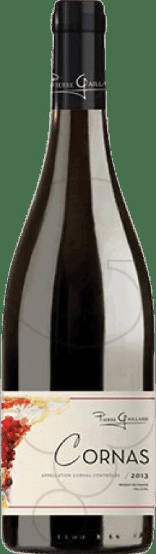 54,95 € Free Shipping | Red wine Domaine Pierre Gaillard A.O.C. Cornas France Syrah Bottle 75 cl