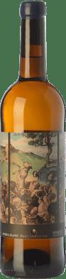 18,95 € Free Shipping | White wine Clos Lentiscus Perill Joven Catalonia Spain Xarel·lo Bottle 75 cl