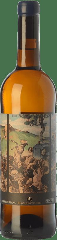 15,95 € Envoi gratuit | Vin blanc Clos Lentiscus Perill Joven Catalogne Espagne Xarel·lo Bouteille 75 cl