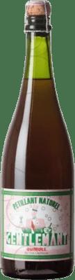 16,95 € Free Shipping | White sparkling Clos Lentiscus Gentlemant Petillant Naturel Catalonia Spain Sumoll Bottle 75 cl