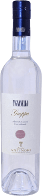 46,95 € Free Shipping | Grappa Tignanello Italy Half Bottle 50 cl