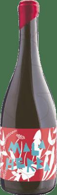 24,95 € Free Shipping | White wine Finca Parera Mala Herba Tranquil Joven Catalonia Spain Xarel·lo Bottle 75 cl