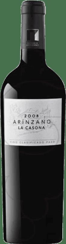 67,95 € Free Shipping | Red wine Arínzano La Casona D.O.P. Vino de Pago de Arínzano Navarre Spain Tempranillo, Merlot Magnum Bottle 1,5 L
