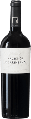 18,95 € Free Shipping | Red wine Arínzano Hacienda de Arínzano Crianza D.O.P. Vino de Pago de Arínzano Navarre Spain Tempranillo, Merlot, Cabernet Sauvignon Bottle 75 cl