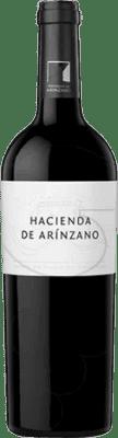 39,95 € Free Shipping | Red wine Arínzano Hacienda de Arínzano Crianza D.O.P. Vino de Pago de Arínzano Navarre Spain Tempranillo, Merlot, Cabernet Sauvignon Magnum Bottle 1,5 L