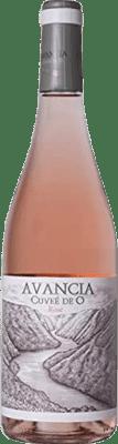 12,95 € Free Shipping | Rosé wine Avanthia Avancia Joven Galicia Spain Mencía Bottle 75 cl