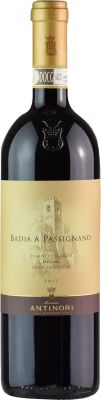 39,95 € Free Shipping | Red wine Badia a Passignano Antinori D.O.C.G. Chianti Italy Sangiovese Bottle 75 cl
