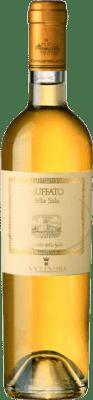 46,95 € Free Shipping | Fortified wine Castello della Sala Antinori Muffato 2011 Otras D.O.C. Italia Italy Sauvignon White, Gewürztraminer, Riesling, Sémillon, Greco Half Bottle 50 cl