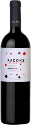 21,95 € Free Shipping | Red wine Mas Pòlit Racons Crianza D.O. Empordà Catalonia Spain Grenache Bottle 75 cl