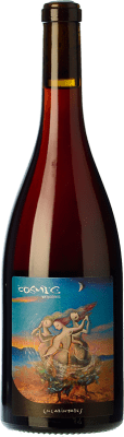 21,95 € Free Shipping | Red wine Còsmic Encarinyades Joven Catalonia Spain Bottle 75 cl
