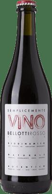 19,95 € Free Shipping | Red wine Cascina degli Ulivi Semplicemente Vino Bellotti Joven Otras D.O.C. Italia Italy Dolcetto, Barbera Bottle 75 cl
