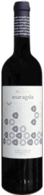 7,95 € Free Shipping | Red wine Mas Llunes Maragda Joven D.O. Empordà Catalonia Spain Merlot, Grenache, Mazuelo, Carignan Bottle 75 cl