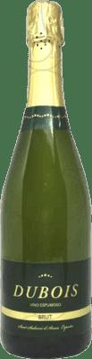 2,95 € Spedizione Gratuita | Spumante bianco Freixenet Dubois Brut Joven Catalogna Spagna Bottiglia 75 cl | Migliaia di amanti del vino si fidano di noi con la garanzia del miglior prezzo, spedizione sempre gratuita e acquisti e ritorni senza complicazioni.