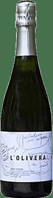 15,95 € Free Shipping | White sparkling L'Olivera Jove Brut Nature D.O. Costers del Segre Catalonia Spain Macabeo, Parellada Bottle 75 cl